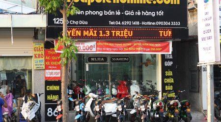 Số 136 Nguyễn Thái Học - Đống Đa - Hà Nội