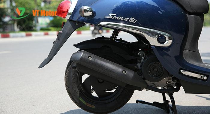 Động cơ đốt trong 50cc mới – tiết kiệm nhiên liệu tối đa