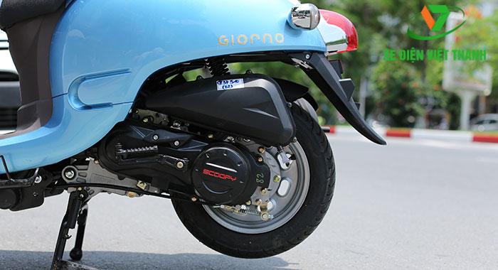Động cơ ESP 50cc mới – tiết kiệm nhiên liệu tối đa