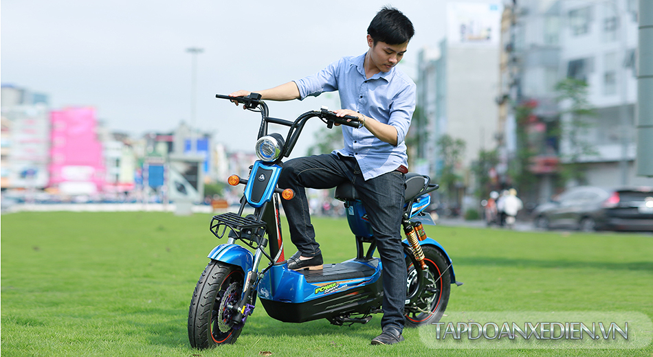 xe máy điện Fuji M133F