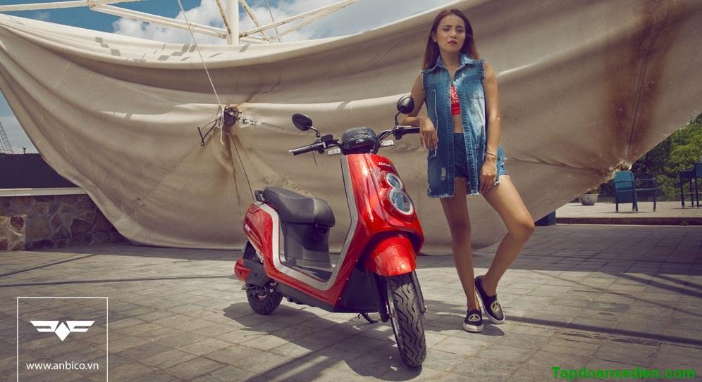 xe máy điện Dina