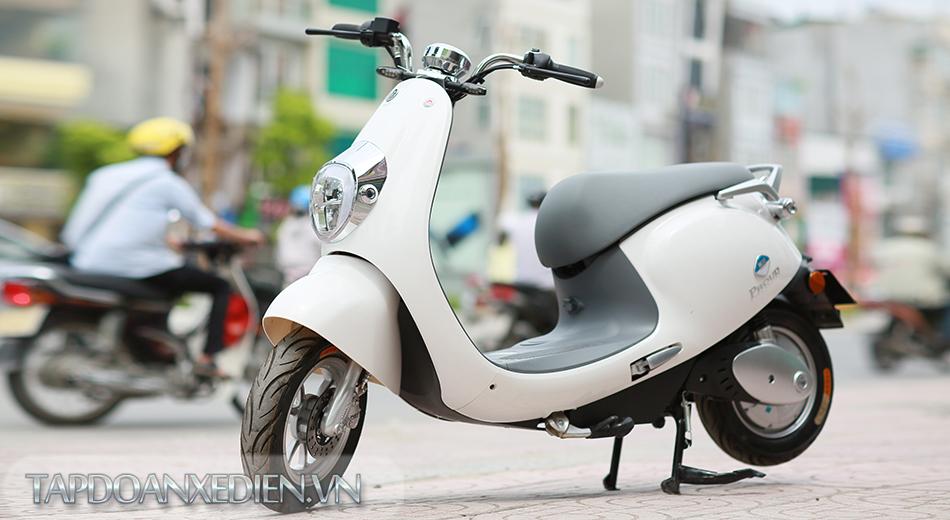 xe máy điện Aima Proud