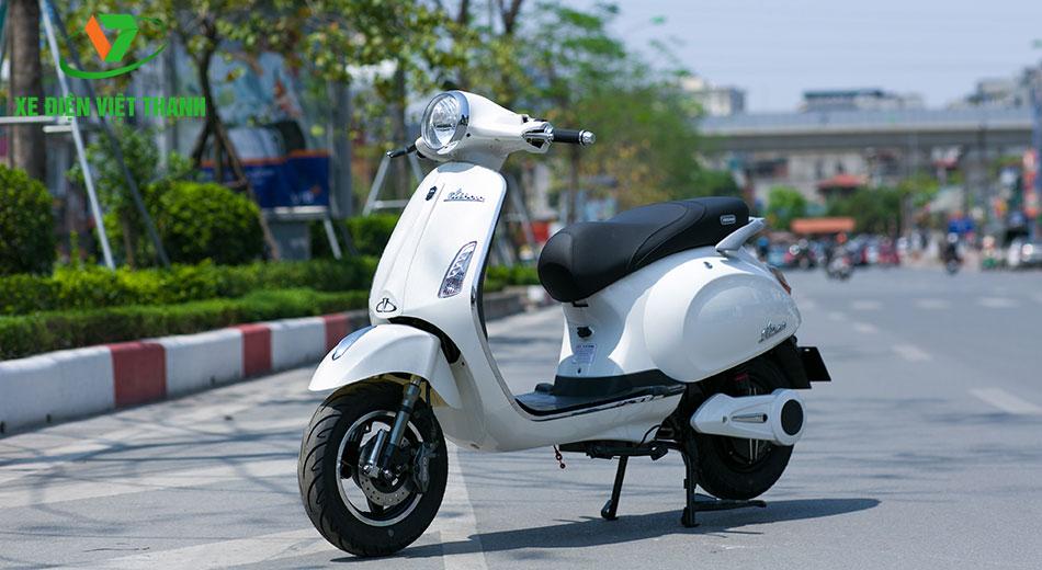xe máy điện Vespas Dibao 2018