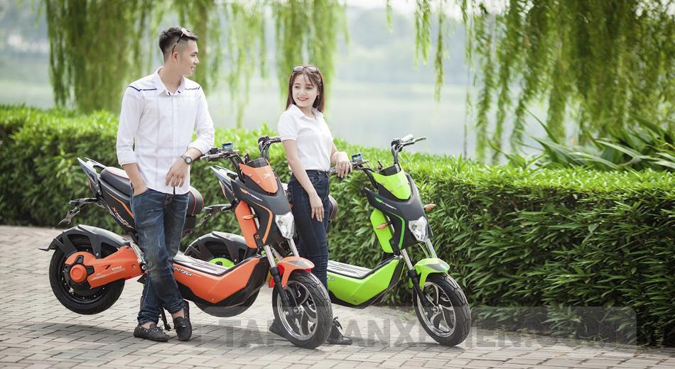 xe máy điện xmen gt 2020