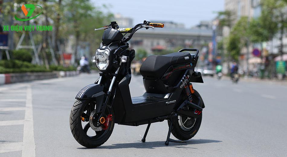 Xe điện Zoomer Dibao mang lại trải nghiệm tuyệt vời