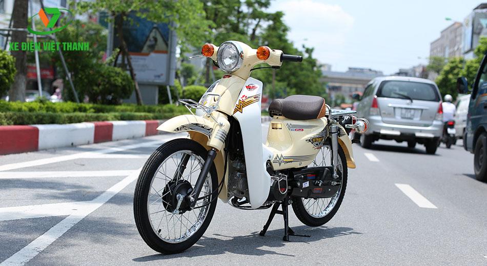 XE CUB 81 JAPAN Màu Đỏ