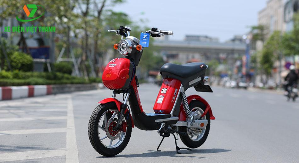 xe đạp điện Nijia 2018