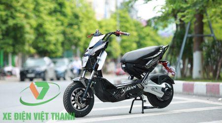 xe đạp điện Xman 2018
