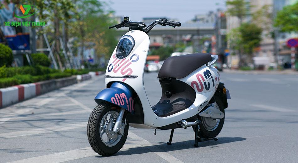 Xe máy điện C - Umi Yadea - Phiên bản xe máy điện thông minh nhất