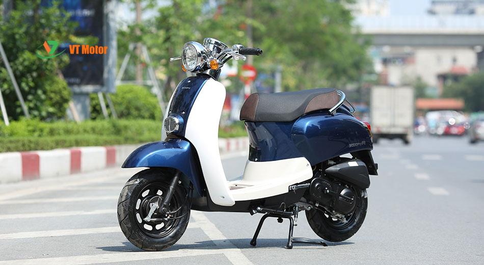 xe ga 50cc Crea 2020