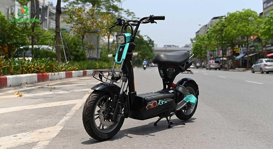 So sánh xe máy điện Giant m133s plus và xe máy điện m133