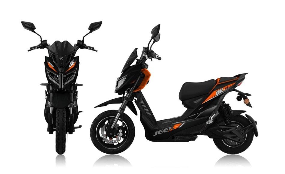 xe máy điện Aima Jeek 2020