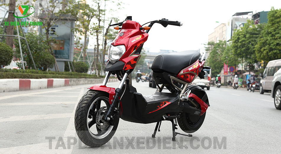xe máy điện z1 đỏ