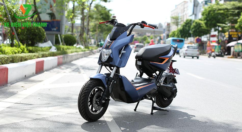 Xe máy điện Yadea Xman 2019 trẻ trung và năng động