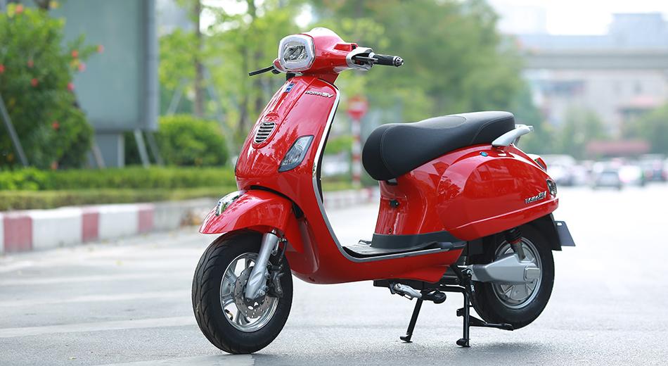 xe máy điện Roma SV