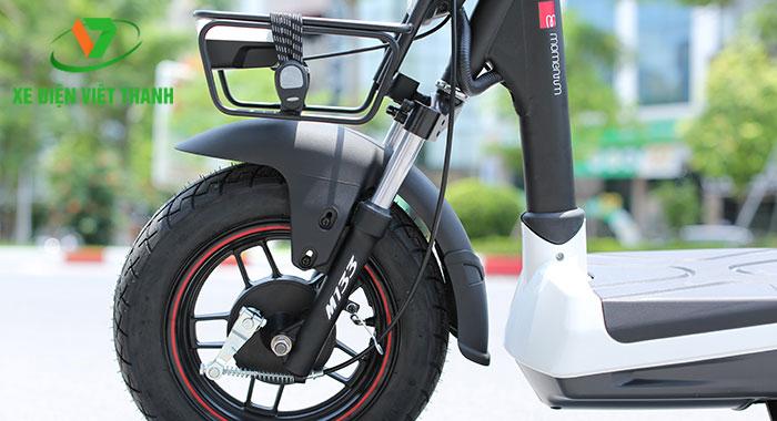 Đường kính bánh xe lớn tích hợp lốp không săm