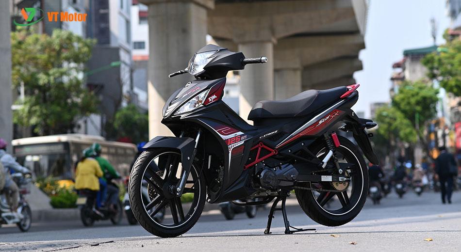 xe máy sym 125 star