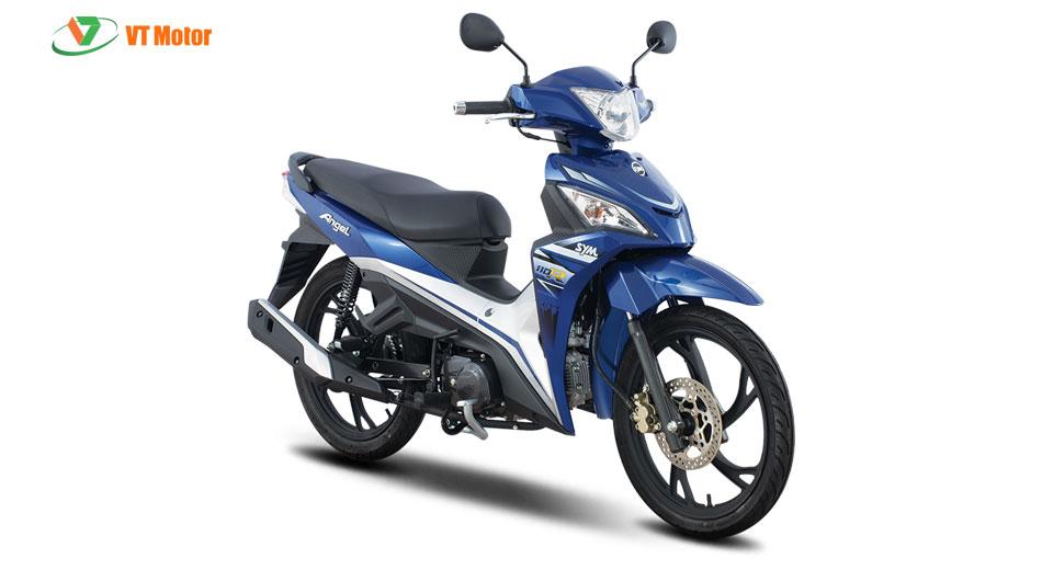 SYM-Angel110R-xanh