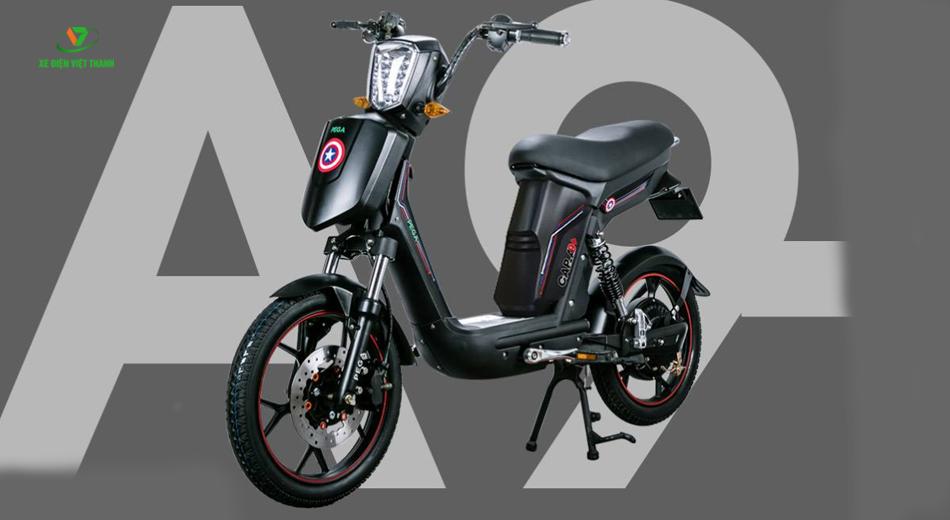 xe đạp điện Cap A9