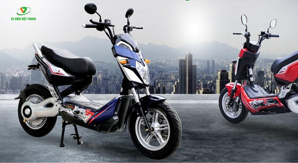 xe máy điện Xmen 9