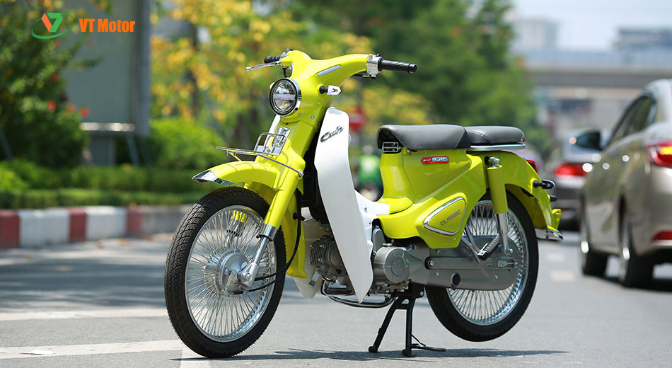 xe Cub Classic 50cc
