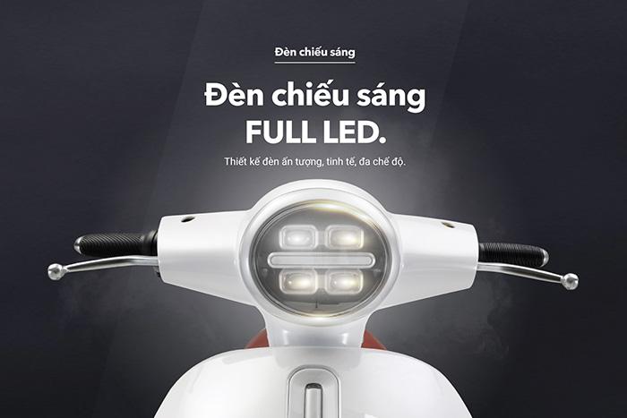 Đèn LED đa chế độ MBI V