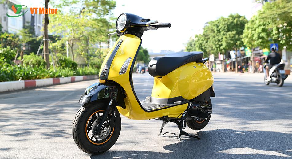 50cc valerio anh mau 4 Bạn đã biết cách chọn xe máy 50cc ít tốn xăng?