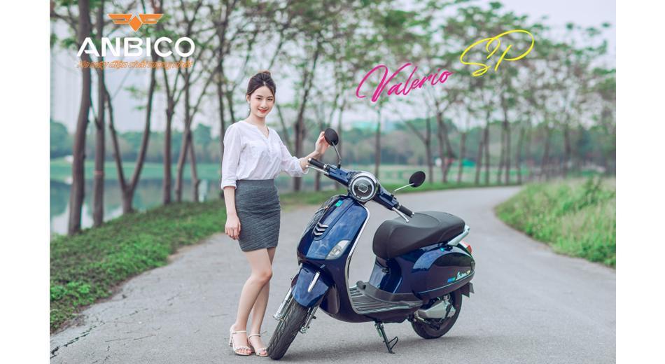 xe máy điện Vespa Valerio SP