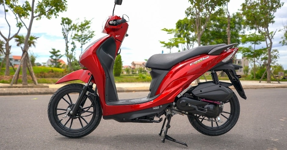 Kymco Candy Hermosa