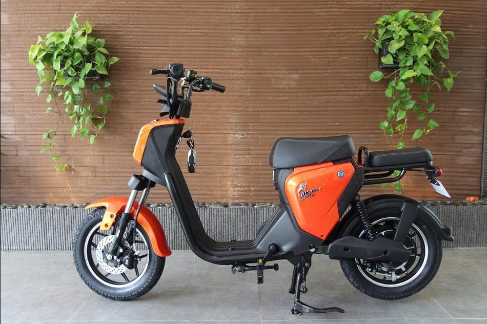 xe đạp điện Sparta